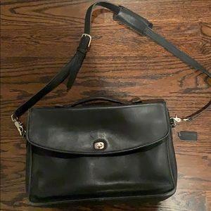 Coach Lexington Briefcase - Black